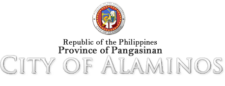 Alaminos City Logo